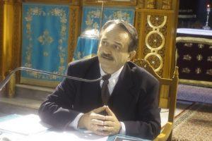 H Μητρόπολη Λαρίσης προσεκάλεσε τον νέο πρόεδρο του τμήματος θεολογίας του ΑΠΘ που είπε  στο τμήμα Ισλαμικών σπουδών