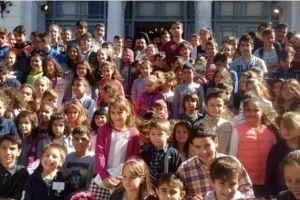 Αγιασμός για την έναρξη των κατηχητικών σχολείων της Ι. Μ. Χίου