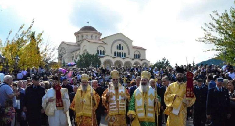 You are currently viewing Η Κεφαλονιά τίμησε τον πολιούχο της Αγιο Γεράσιμο