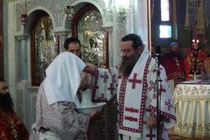 Άξιος ο νέος διάκονος Αλέξανδρος- υιός του π. Ιωάννη Μπογή