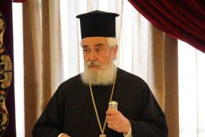 Φωκίδος Θεόκτιστος: «Η Εκκλησία θα ζήσει και ζει και χωρίς το Κράτος»