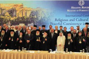 Αρχίζει στην Αθήνα η Διεθνής Διάσκεψη για τον Θρησκευτικό και Πολιτιστικό Πλουραλισμόστη Μέση Ανατολή•• Το πλήρες πρόγραμμα της Διάσκεψης
