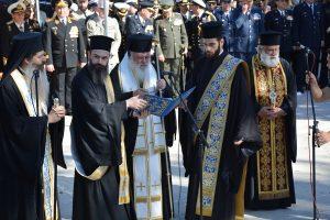 Ο Αρχιεπίσκοπος Ιερώνυμος στην Επέτειο της Ναυμαχίας του Ναυαρίνου