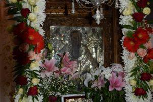 Εσπερινός πανηγύρεως Ιεράς Μονής Aγίου Ιεροθέου – Μεγάρων