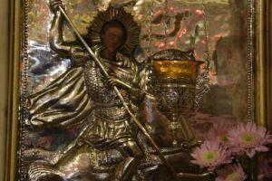 Θεία Λειτουργία στον Άγιο Δημήτριο -Σαλαμίνος