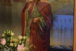 Εγκαίνια του Ενοριακού Ιερού Παρεκκλησίου της Αγίας Μαρκέλλης στο Πανόραμα Μεγάρων