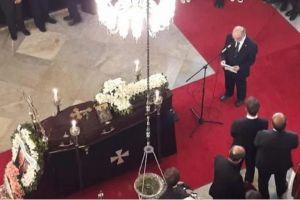 Το συγκινητικό αντίο του Μιχάλη Βασιλειάδη στον Δημήτρη Φραγκόπουλο