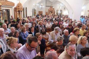 Πάνω από 1.700 πιστοί στο Μπραχάμι για το Μυστήριο του Ευχελαίου