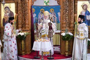 Πανήγυρις Αγίου Φιλοθέου Κοκκίνου στην Πατρίδα Βεροίας