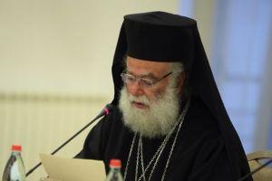 """Πατριάρχης Αλεξανδρείας Θεόδωρος: """"Εκτός της αγάπης δεν υπάρχει ζωή"""""""