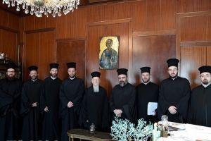 Αλλαγές στην Αρχιγραμματεία, τη Μ.Πρωτοσυγκελλία και τη Μ.Αρχιδιακονία του Οικουμενικού Πατριαρχείου