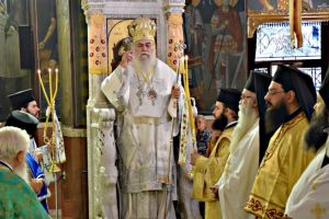 H εορτή του Αγ. Αρτεμίου στον μοναδικό εν Ελλάδι Ενοριακό Ναό στο Παγκράτι