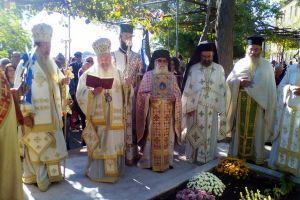 Με λαμπρότητα πανηγύρισε η ιστορική Ιερά Μονή Λειμώνος στην Καλλονή Λέσβου