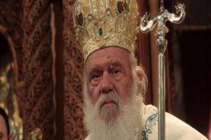 Ο Αρχιεπίσκοπος στη Μητρόπολη Μεσσηνίας