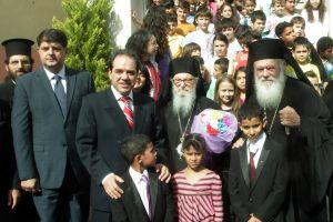 """Το ίδρυμα της Οικογένειας Jaharis ανακοινώνει νέα δωρεά 1 εκατομμυρίου δολλαρίων στην """"ΑΠΟΣΤΟΛΗ"""""""