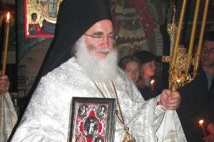 Αναβλήθηκε για 1η Νοεμβρίου, το Β´βάθμιο Συνοδικό, για τον Ηγούμενο της Μονής Πέτρας, Αρχιμ. Διονύσιο Καλαμπόκα