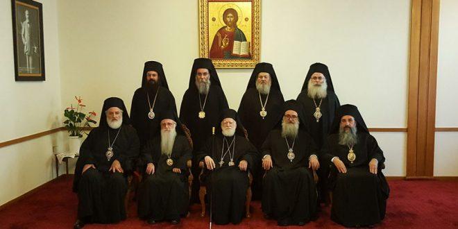 Ανακοινωθέν της Ιεράς Επαρχιακής Συνόδου Κρήτης!