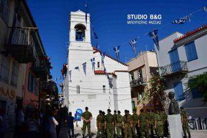 Ξεκίνησαν οι εργασίες ανακαίνισης στον ιστορικό ναο του Αγίου Σπυρίδωνα στο Ναύπλιο.