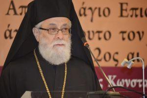 """Ι.Μ. Κωνσταντίας: """"Απαγόρευση φωτογραφιών γάμων έξω από ναούς και παρεκκλήσια"""""""