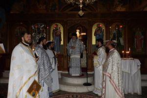 Μνημόσυνο Αρχιεπισκόπου Χριστοδούλου και Μητροπολίτου Κορίνθου κυρού Σωκράτους, στην Κόρινθο