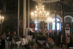 Ποιμαντικές επισκέψεις του Σεβ. Μητροπολίτη Σύρου