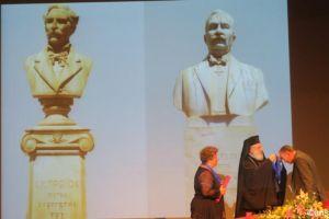 Ο Μητροπολίτης Σύρου παρουσίασε τη Διδακτορική Διατριβή του Ερμουπολίτη Ιατρού Νικολάου Λειβαδάρα