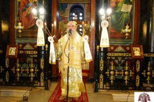 Η Θεία Λειτουργία του Αγ. Ιακώβου στον Μητροπολιτικό Ναό Σπάρτης