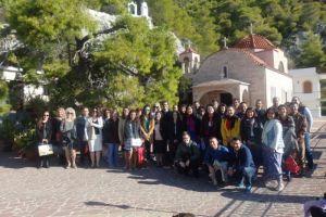 Οι νέοι του Αγίου Αχιλλίου στον Άγιο Πατάπιο και στο Ναύπλιο