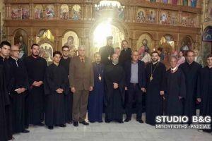 Ο Βυζαντινός Χορός «Άγιος Πέτρος Επίσκοπος Άργους» και η παραδοσιακή χορωδία και ορχήστρα του Λυκείου των Ελληνίδων παραρτήματος Άργους σε αποστολή στη Ρουμανία