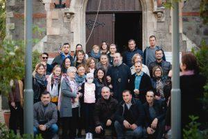 Η Ιωνία αποχαιρέτησε τον Επίσκοπο Ερυθρών Κύριλλο