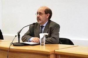 Εισηγητής στην 2η ιερατική σύναξη της Ι.Μ. Εδέσσης ο καθηγητής Γ. Φίλιας, με θέμα το Ιερό Ευχέλαιο