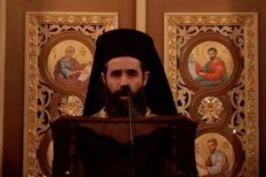 Αρχιμ. Βαρνάβας Θεοχάρης: Οι άγιοι της πίστεως μας, ζουν για τον Χριστό και δια του Χριστού