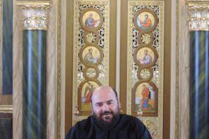 π. Λίβυος (Πρωτ. Χαράλαμπος Παπαδόπουλος): Στην Εκκλησία δεν πρέπει να είσαι κάποιος, πρέπει να είσαι τίποτα.