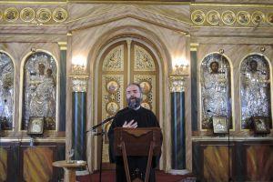 π. Ανδρέας Κονάνος: Ο Χριστός είναι η ελευθερία η μεγάλη, το οξυγόνο το απέραντο