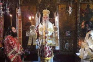 Λαμπρός εορτασμός στον Μοναστήρι των Αγίων Αναργύρων Καστοριάς