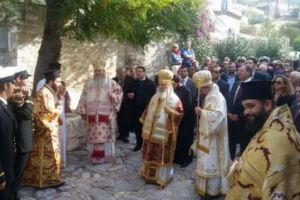 Η Ύδρα τίμησε τη μνήμη του Πολιούχου της Αγίου Κωνσταντίνου