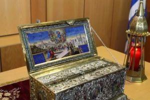 Σε Μεσολόγγι και Αγρίνιο η Αγία Ζώνη της Παναγίας και ο Γέροντας Εφραίμ