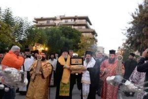Η Πάτρα υποδέχθηκε Λείψανο του Αγίου Σεραφείμ του Σαρώφ