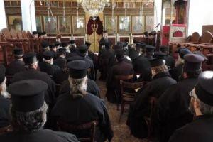 Ιερατική Σύναξη στην Ιερά Μητρόπολη Αρτης