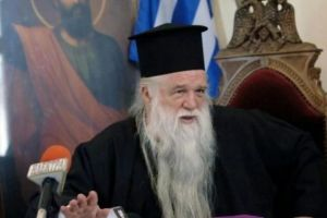 Βολές του Καλαβρύτων Αμβρόσιου για τη Διαθρησκειακή Σύσκεψη της Αθήνας