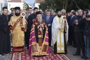 Το χρονικό της υποδοχής της Αγίας Ζώνης της Παναγίας στην Ι. Μ. Αιτωλίας και Ακαρνανίας