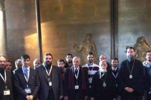 Σε Διεθνές Θεολογικό Συνέδριο στην Ελβετία μίλησε ο Νέας Ιωνίας Γαβριήλ