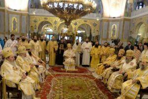 Διορθόδοξο Συλλείτουργο στον Ιερό Ναό Αγίου Αποστόλου Ανδρέου Πατρών