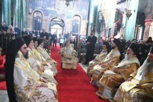 Οικουμενικός Πατριάρχης: «Πασχίζομεν διά την προάσπισιν των δικαίων της Ρωμηοσύνης»