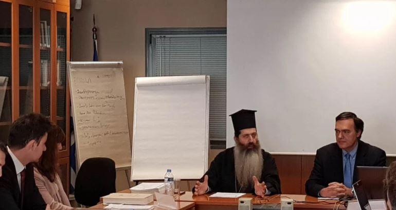 «Η διακονία της Εκκλησίας της Ελλάδος μέσα στη δίνη διεθνών συγκρούσεων και ανταγωνισμών»