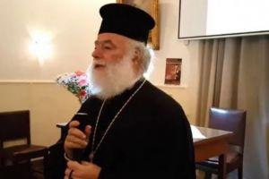 Πατριάρχης Αλεξανδρείας: «Η επίθεση στο Βόρειο Σινά, είναι η αρχή πολλών δεινών στη Μέση Ανατολή»
