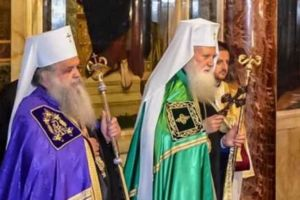Κανονική εκτροπή από το Πατριαρχείο Βουλγαρίας: Αναγνώρισε τη σχισματική Εκκλησία των Σκοπίων. Ντροπή και αίσχος!