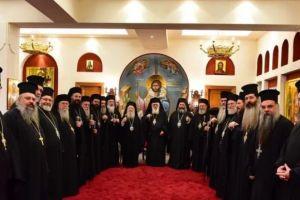 Ο Αρχιεπίσκοπος Ιερώνυμος στη Μητρόπολη Λαγκαδά