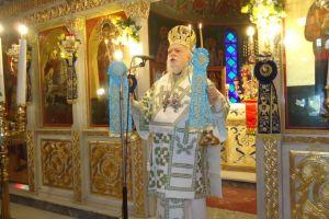 Στον Ι. Ν. Αγ. Γεωργίου Ταύρου εορτάσθηκε η Ανακομιδη των Λειψάνων του Αγίου.