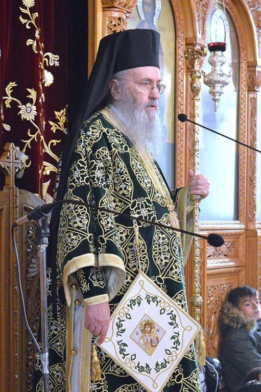 Τριήμερη επίσκεψη Σεβ. Μητροπολίτου Ναυπάκτου στην Έδεσσα και εισήγηση  στην 3η ιερατική σύναξη
